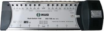 Число выходов (пользователей).  Автономный IF мультисвитч Ikusi MS-1708 - коммуникатор (multiswitches)...